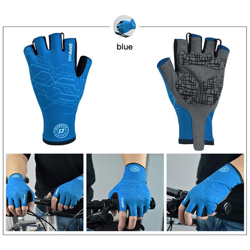 DVG004 Gloves Blue
