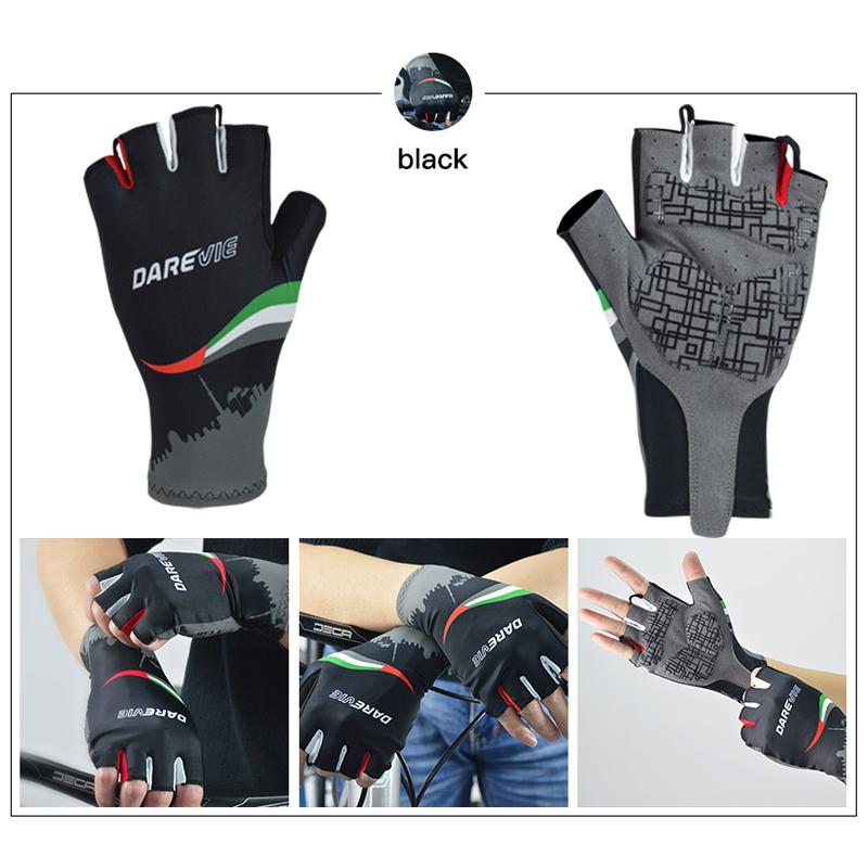 DVG004 Gloves Black