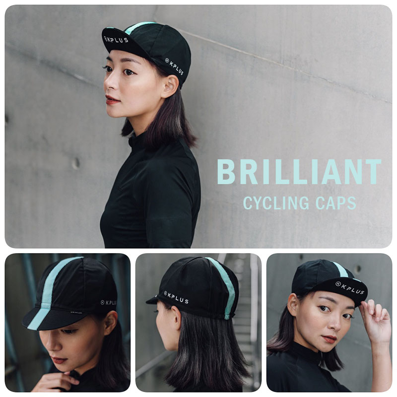 Kplus Cycling Caps