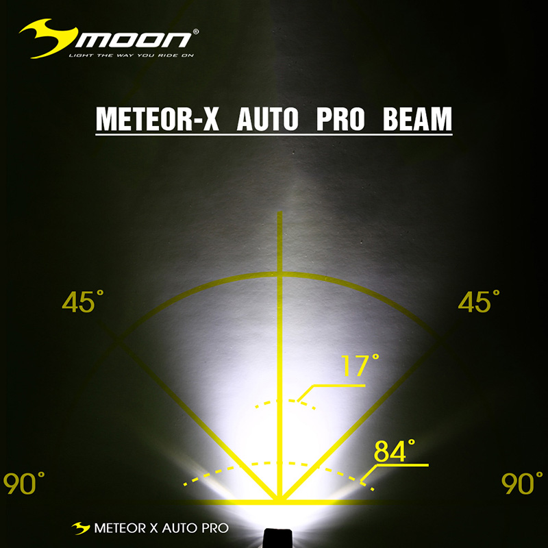 Moon Meteor-X Auto Pro Beam