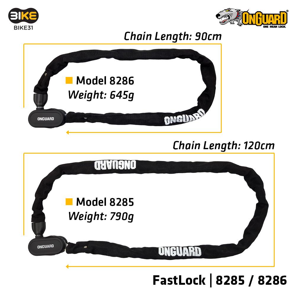 OnGuard Fastlock Series 8285/8286