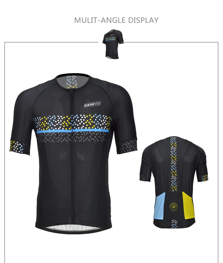 DVJ078 Cycling Jersey