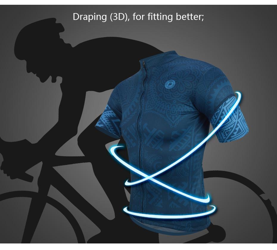 DVJ083 Cycling Jersey