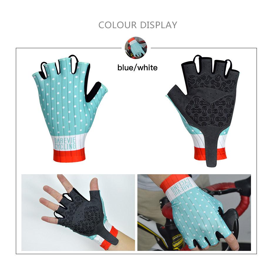 DVG014 Gloves Turquoise