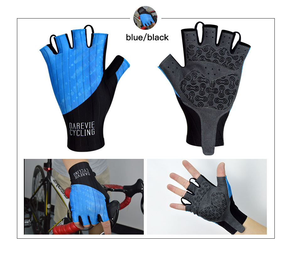 DVG014 Gloves Blue
