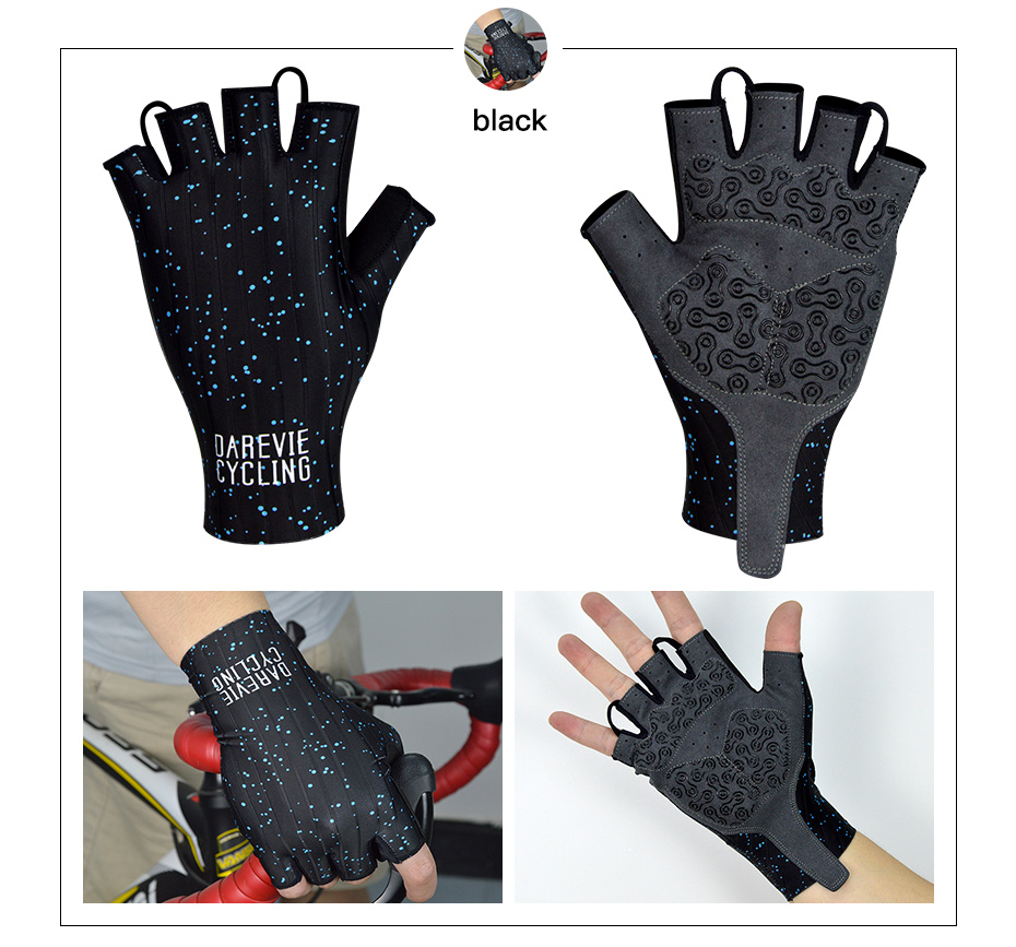 DVG014 Gloves Black