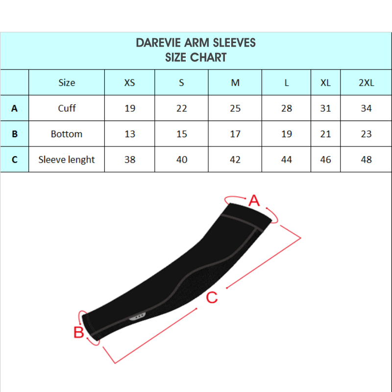 Darevie Arm Sleeves